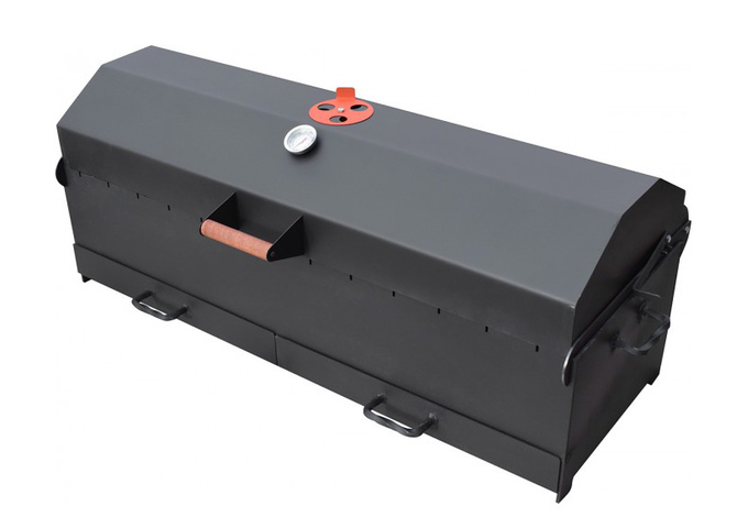 Крышка-Барбекю для жаровен АМ 1000 + решетки грилль,