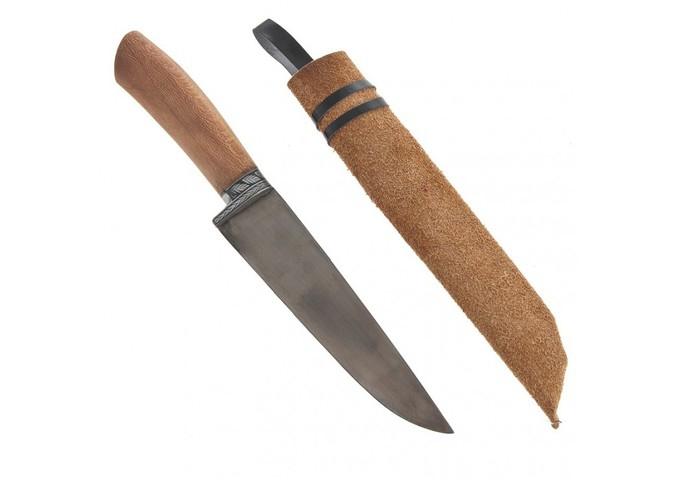 Пчак средний с деревянной ручкой №6,