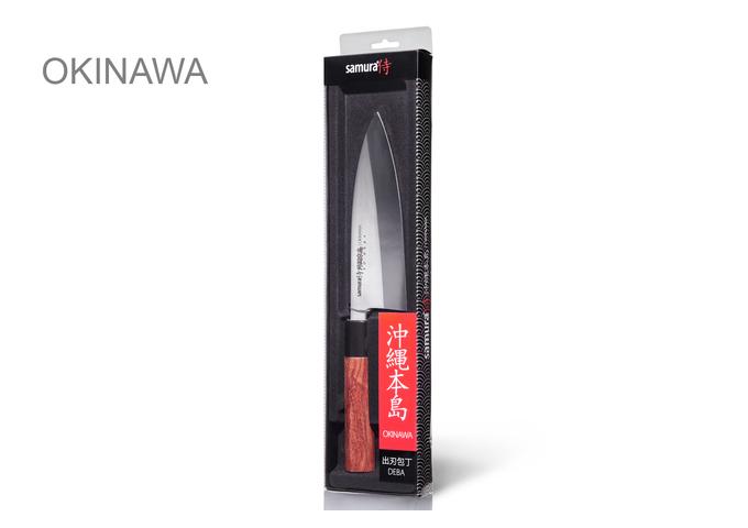 Нож Деба SAMURA OKINAWA SO-0129/16,