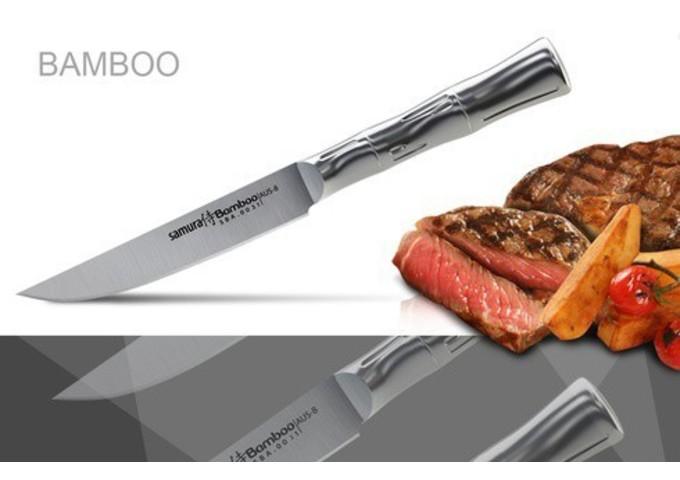 Нож для стейка SAMURA BAMBOO SBA-0031/K,