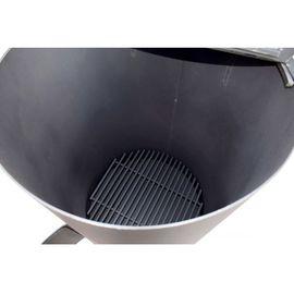 Большая печь для сжигания мусора,