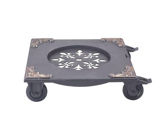 Подставка-тележка на колесиках под тандыр (Скиф, Дастархан NEW, Античный, Аладдин, Восточный),