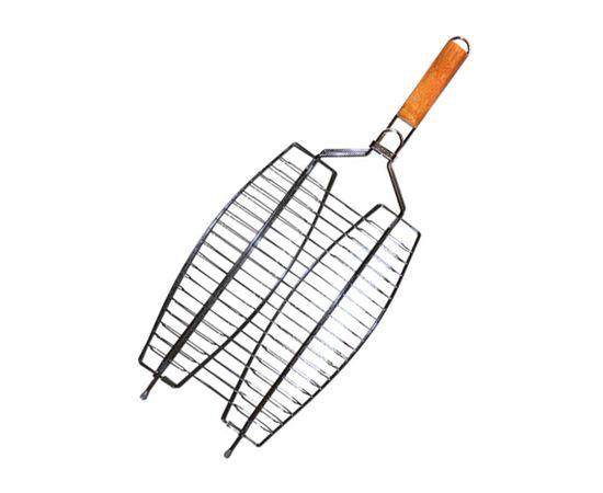 Решетка-гриль для рыбы двойная,