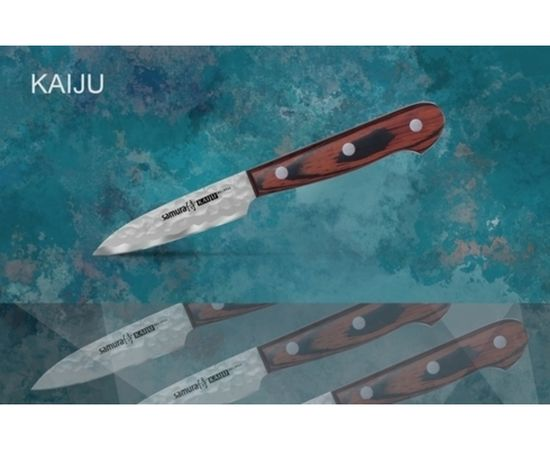 Овощной нож SAMURA KAIJU SKJ-0011/Y,