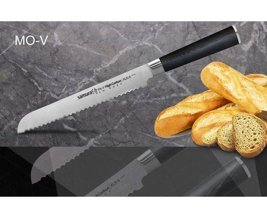 Нож для хлеба SAMURA MO-V SM-0055/K,