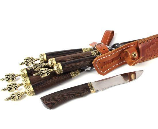 Шампурница с ножом - Империя,